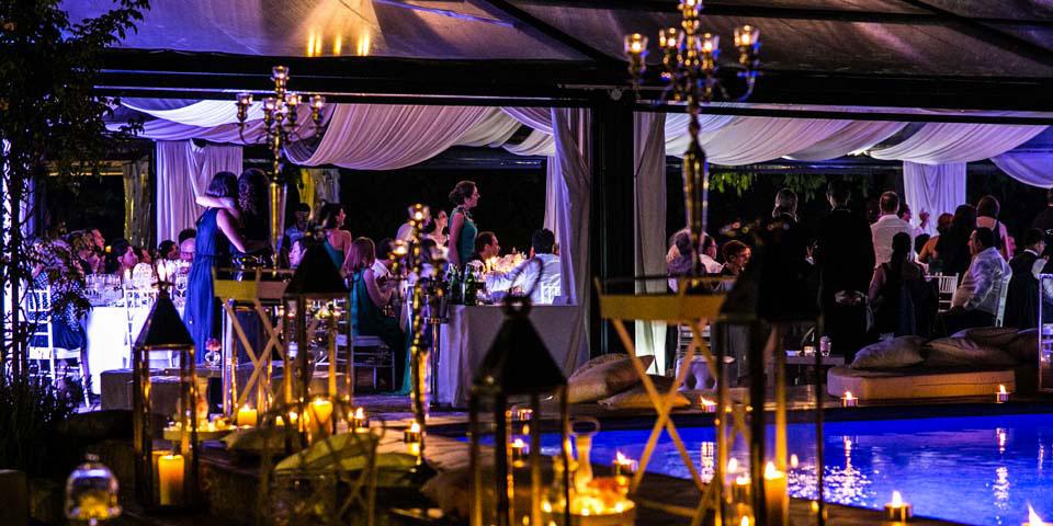 location feste roma